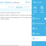 yii-debug-panel cache callstack