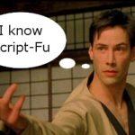 Neo: I know Script Fu